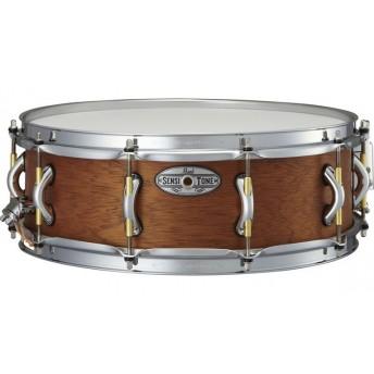"Pearl Sensitone Snare Drum 15""x5"" Premium African Mahogany"