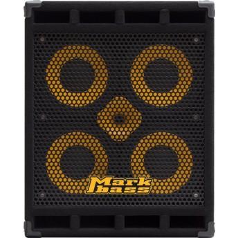"Mark Bass Standard 104HF 800W 4X10"" 4 Ohm Bass Speaker Cabinet"
