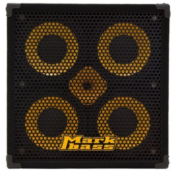 "Mark Bass Standard 104HR 800W 4X10"" 8 Ohm Bass Speaker Cabinet"