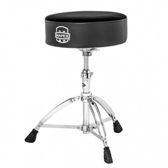 Mapex Round Cloth Top Drum Throne - T760A