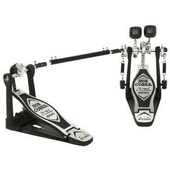 TAMA – IRON COBRA 600 DOUBLE PEDAL – HP600DTW