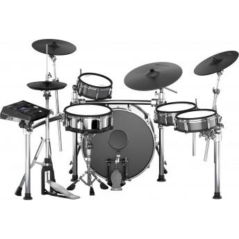 Roland TD50KVX V-Drums Electronic Drum Kit With Kda-22