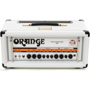Orange - TV200 - Thunderverb 200W White