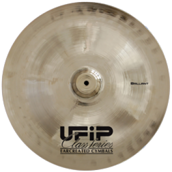 """UFIP – CS-14BCH – CLASS SERIES – BRILLIANT – 14"""" FAST CHINA CYMBAL"""