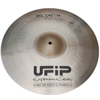 "UFIP – ES-14CJ – EXPERIENCE SERIES 14"" DEL CAJON SPLASH CYMBAL"