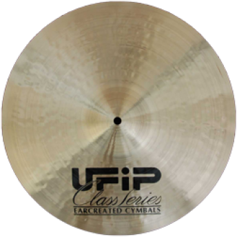 "UFIP – CS-20M – CLASS SERIES 20"" MEDIUM CRASH CYMBAL"