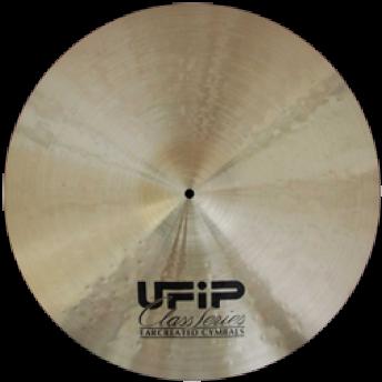 "UFIP – CS-19MR – CLASS SERIES 19"" MEDIUM RIDE CYMBAL"