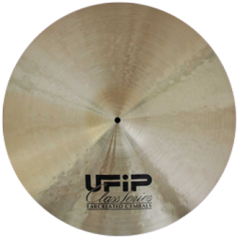 "UFIP – CS-19LR – CLASS SERIES 19"" LIGHT RIDE CYMBAL"