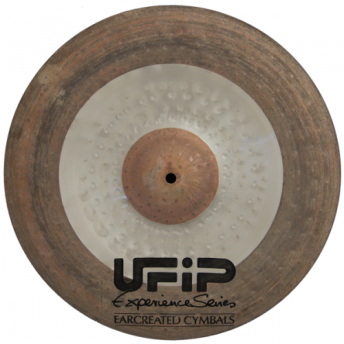 "UFIP – ES-18RC – EXPERIENCE SERIES 18"" REAL CHINA CYMBAL"