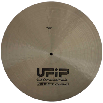 "UFIP – ES-22CRN – EXPERIENCE SERIES 22"" COLLECTOR RIDE NATURAL CYMBAL"