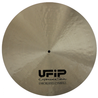 "UFIP – ES-20FLR – EXPERIENCE SERIES 20"" FLAT RIDE CYMBAL"