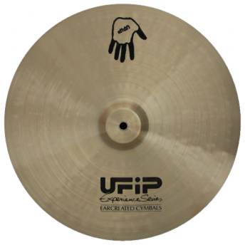 "UFIP – ES-20HC – EXPERIENCE SERIES 20"" HAND CYMBAL"