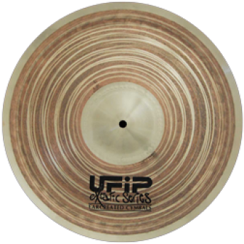 "UFIP – EX-22SCH – EXTATIC SERIES 22"" SWISH CHINA CYMBAL"
