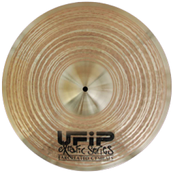 "UFIP – EX-14M – EXTATIC SERIES 14"" MEDIUM CRASH CYMBAL"