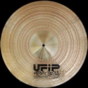 "UFIP – EX-20LR – EXTATIC SERIES 20"" LIGHT RIDE CYMBAL"