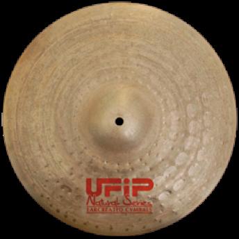 """UFIP – NS-N17 – NATURAL SERIES – 17"""" CRASH CYMBAL"""