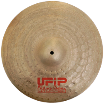 "UFIP – NS-20N– NATURAL SERIES – 20"" CRASH CYMBAL"