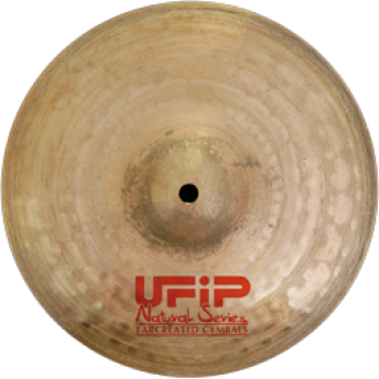 "UFIP – NS-08 – NATURAL SERIES 8"" SPLASH CYMBAL"
