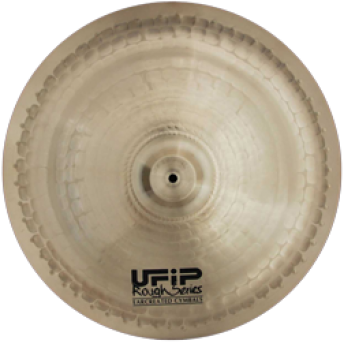 """UFIP – RS-16CH – ROUGH SERIES 16"""" CHINA CYMBAL"""