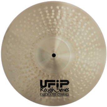 "UFIP – RS-15 – ROUGH SERIES 15"" CRASH CYMBAL"