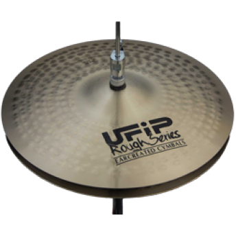"UFIP – RS-14HH – ROUGH SERIES 14"" HI-HAT CYMBALS"