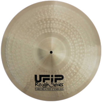 "UFIP – RS-21MR – ROUGH SERIES 21"" MEDIUM RIDE CYMBAL"