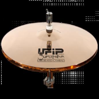 """UFIP – SN-14HH – SUPERNOVA SERIES 14"""" HI-HAT CYMBALS"""