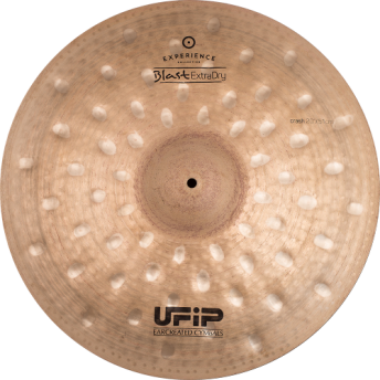 "UFIP – BL-19BTX – EXPERIENCE SERIES 19"" EXTRA DRY CRASH CYMBAL"