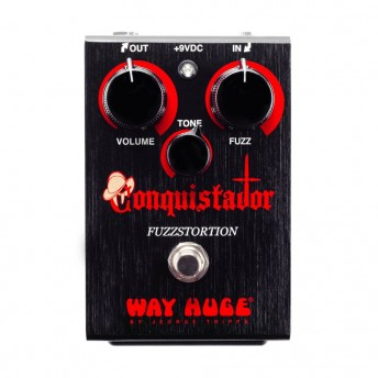 Way Huge Conquistador Fuzzstortion Fuzz Pedal