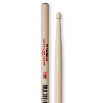 VIC FIRTH X5A AMERICAN CLASSIC EXTREME 5A DRUM STICKS