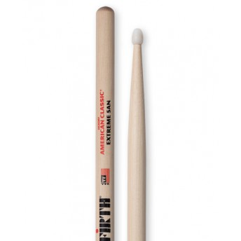 VIC FIRTH X5AN AMERICAN CLASSIC EXTREME 5A NYLON TIP DRUM STICKS