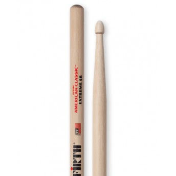 VIC FIRTH – X5B AMERICAN CLASSIC® EXTREME 5B DRUM STICKS