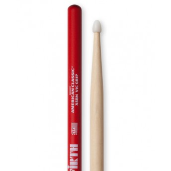 VIC FIRTH X5BNVG AMERICAN CLASSIC EXTREME 5B NYLON TIP VIC GRIP DRUM STICKS