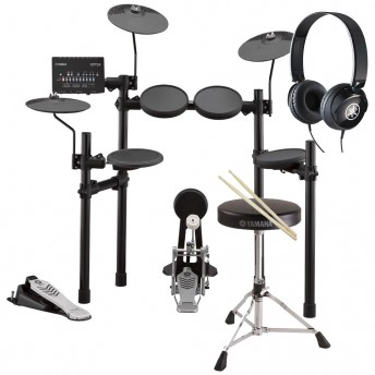 YAMAHA – DTX452K DTX ELECTRONIC DRUM KIT