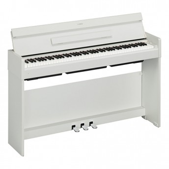 Yamaha Arius YDP-S34WH White Digital Slim Piano