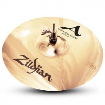 """Zildjian Z40134 A Zildjian 14"""" Dyno Beat HiHat Cymbal Single"""