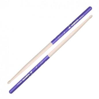 Zildjian Hickory 5A Purple DIP Drumsticks