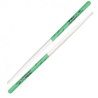 Zildjian Maple 5A Green DIP Drumsticks